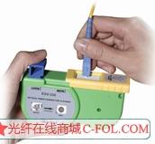 EDV-336光纤端面专用清洁带盒 100%日本原装清洁材料