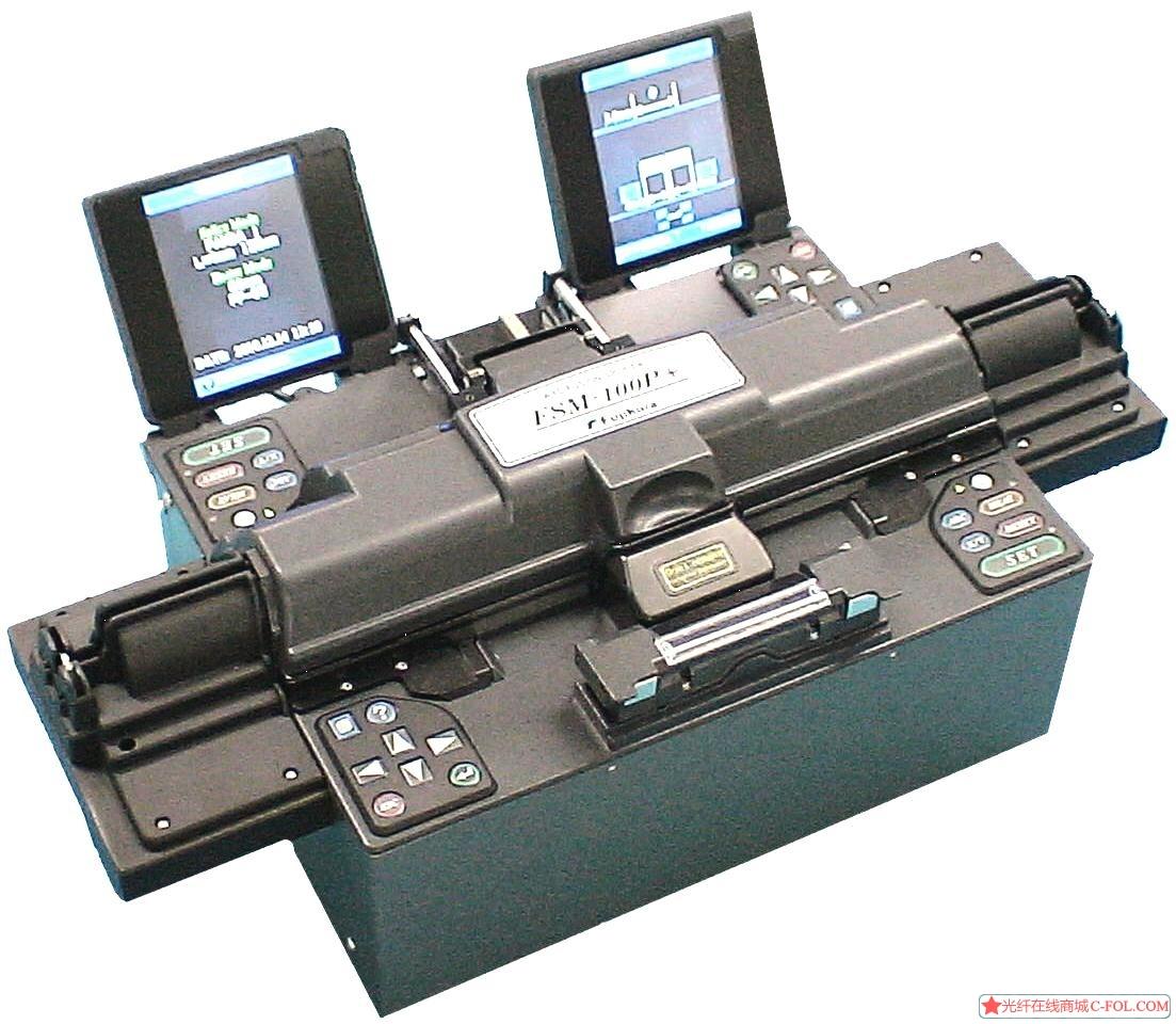 FSM-100P+/M+ 超大芯径特种光纤熔接机