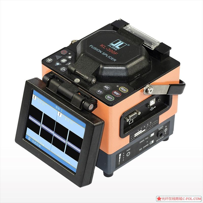 吉隆通信KL-300F 皮线熔接机