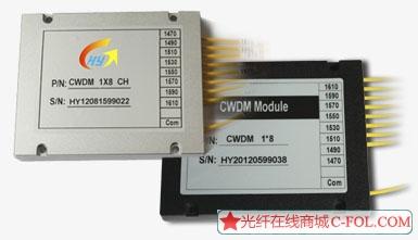 CWDM波分复用器模块