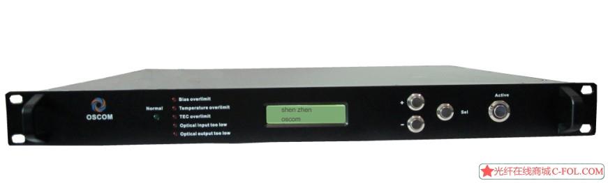 1U机架式光纤放大器(EDFA)