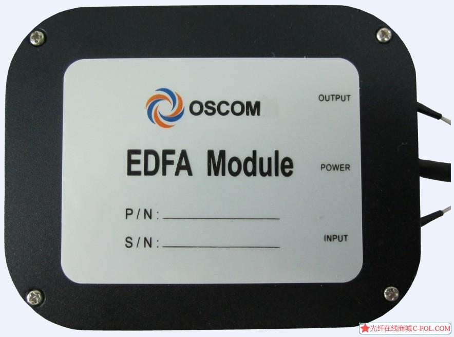 掺饵光纤放大器模块(EDFA)
