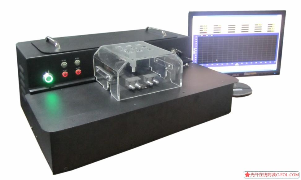 光纤耦合器熔融拉锥机