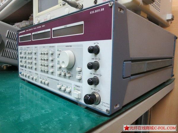 罗德与施瓦茨 SMHU58 4G高频信号发生器