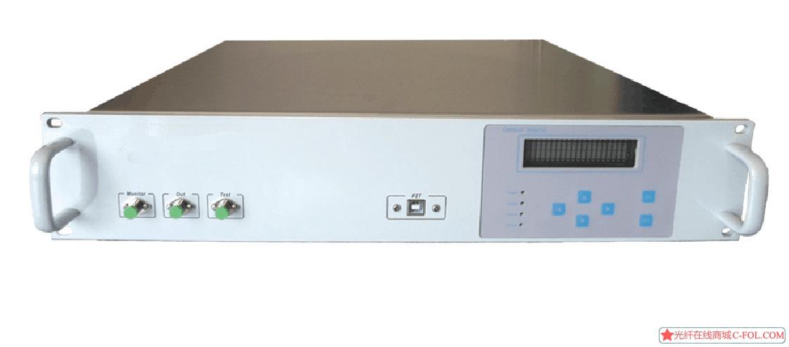 高功率保偏光纤激光器