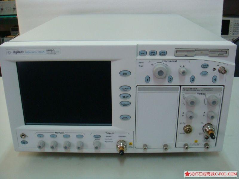 大量现货供应安捷伦光示波器眼图仪86100A