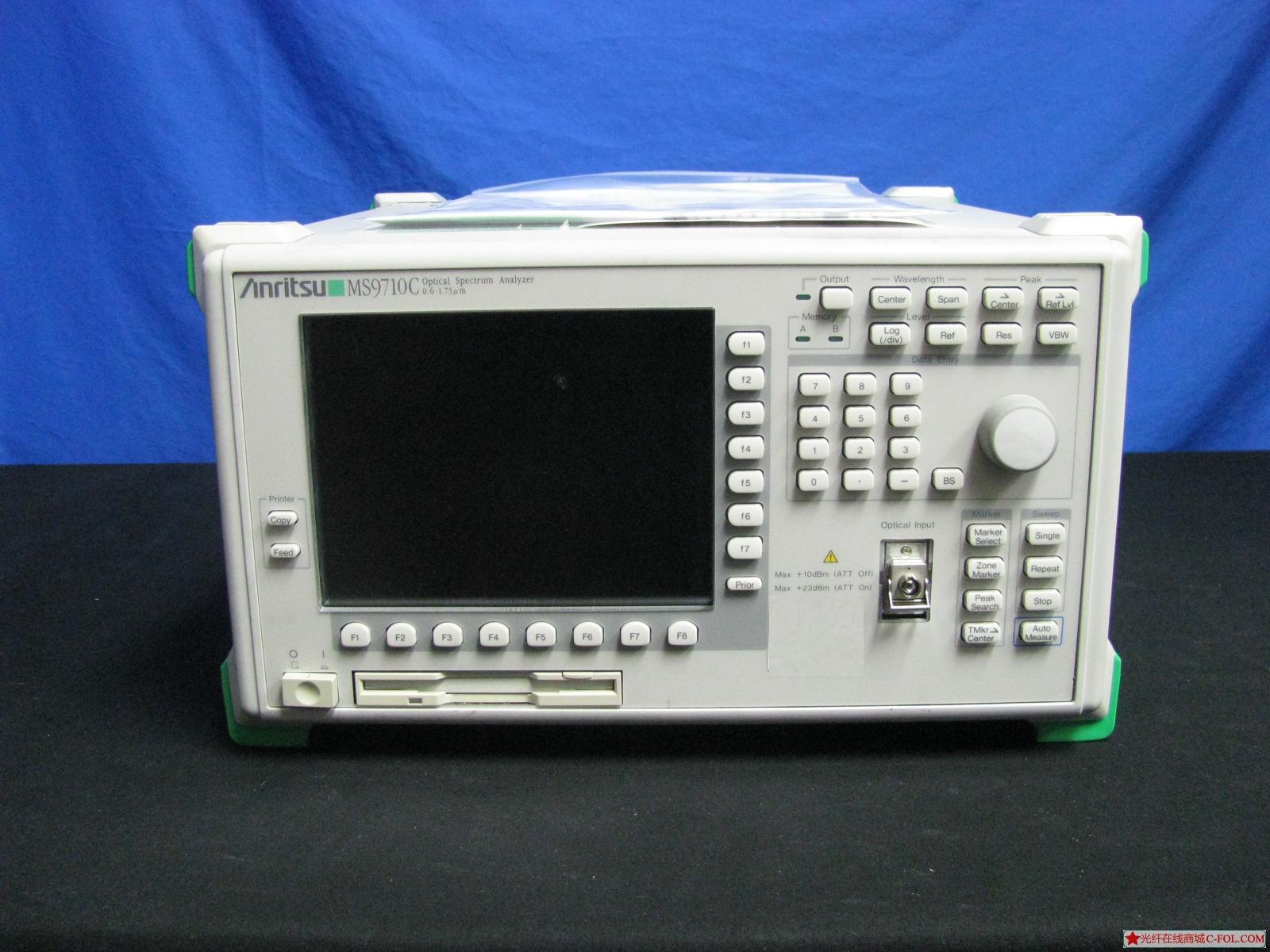 大量现货供应安立光谱分析仪Anritsu MS9710c
