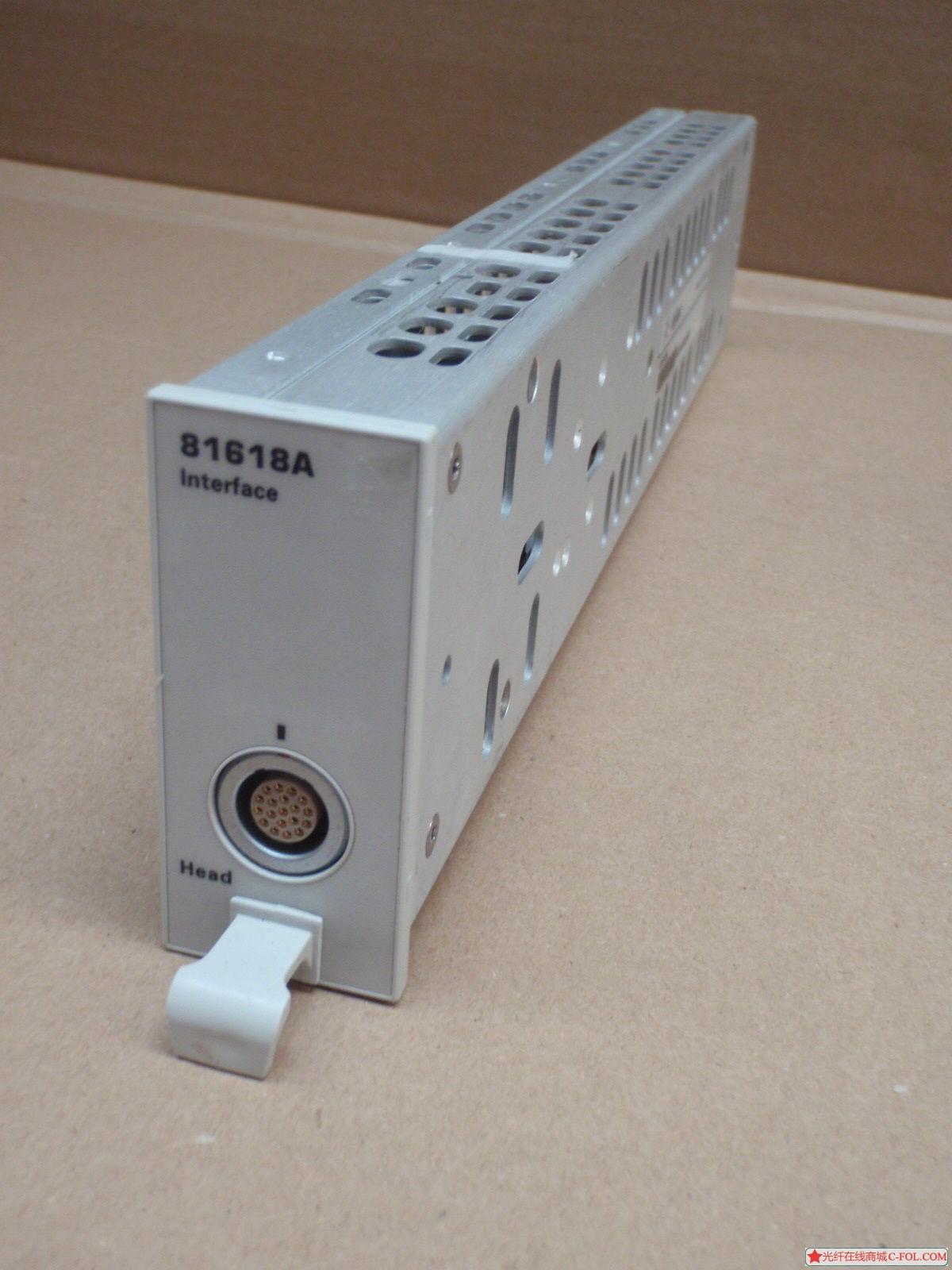 安捷伦 81618A 接口模块