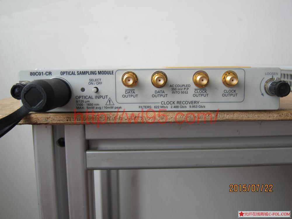 泰克 80C01-CR  光测量模块
