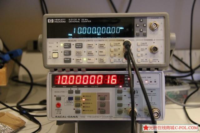 安捷伦 53131A 通用频率计数器