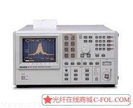 愛德萬 Q8344A 光譜分析儀