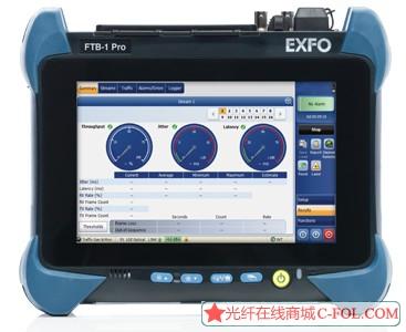 一级代理资质现货供应加拿大EXFO专业型OTDR FTB-1V2-720C