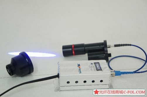 激光发射接收单元