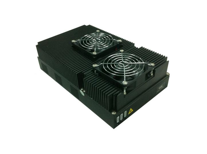 连续掺镱光纤放大器光电模块
