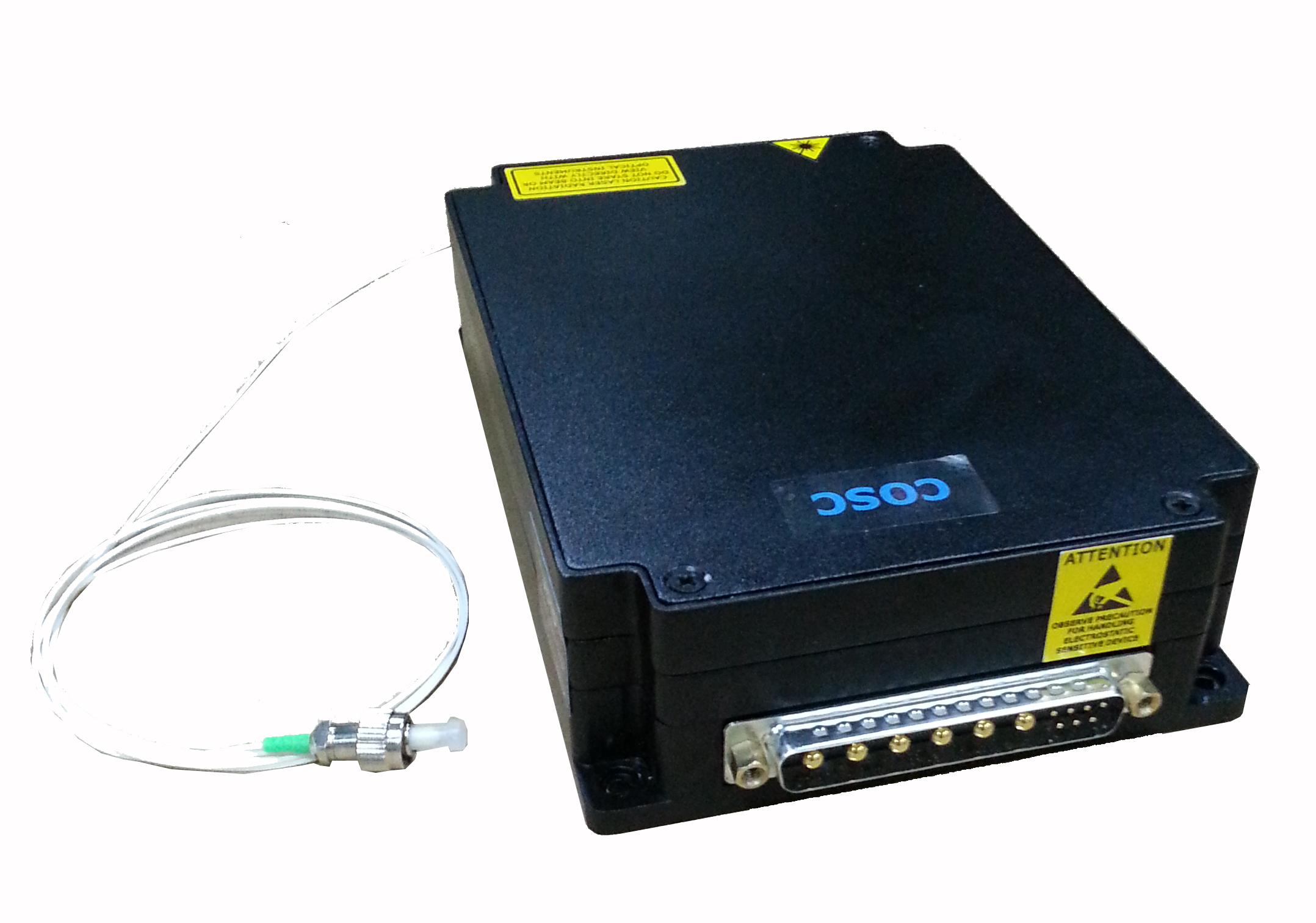 高功率C波段饵镱共掺光纤放大器