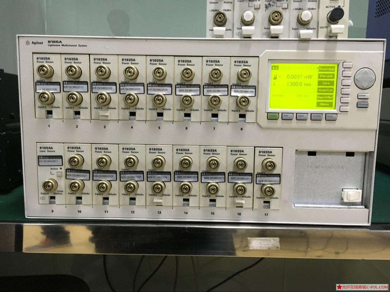 低价大量出售keysight81635A 81635B功率计模块