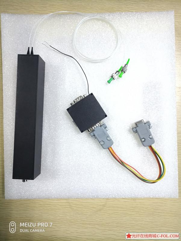 电动可调光纤延迟线