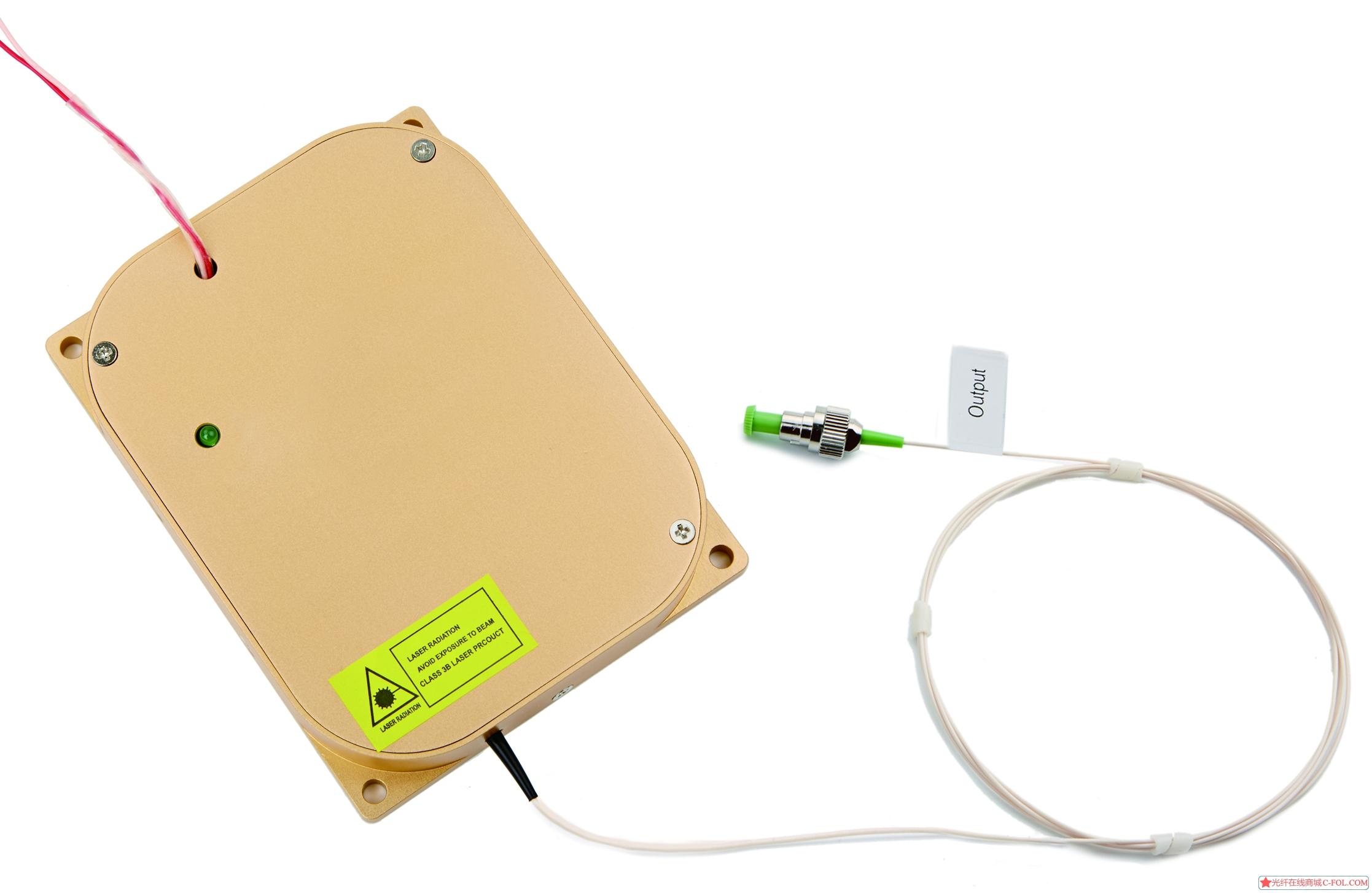 Beogold厦门彼格光纤陀螺用ASE光源模块