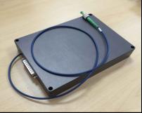 超窄线宽(1KHz)单频光纤激光器