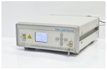 ITU波长可调谐光纤激光器