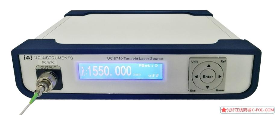 UC8710 PC控制可调谐激光光源扫描模块