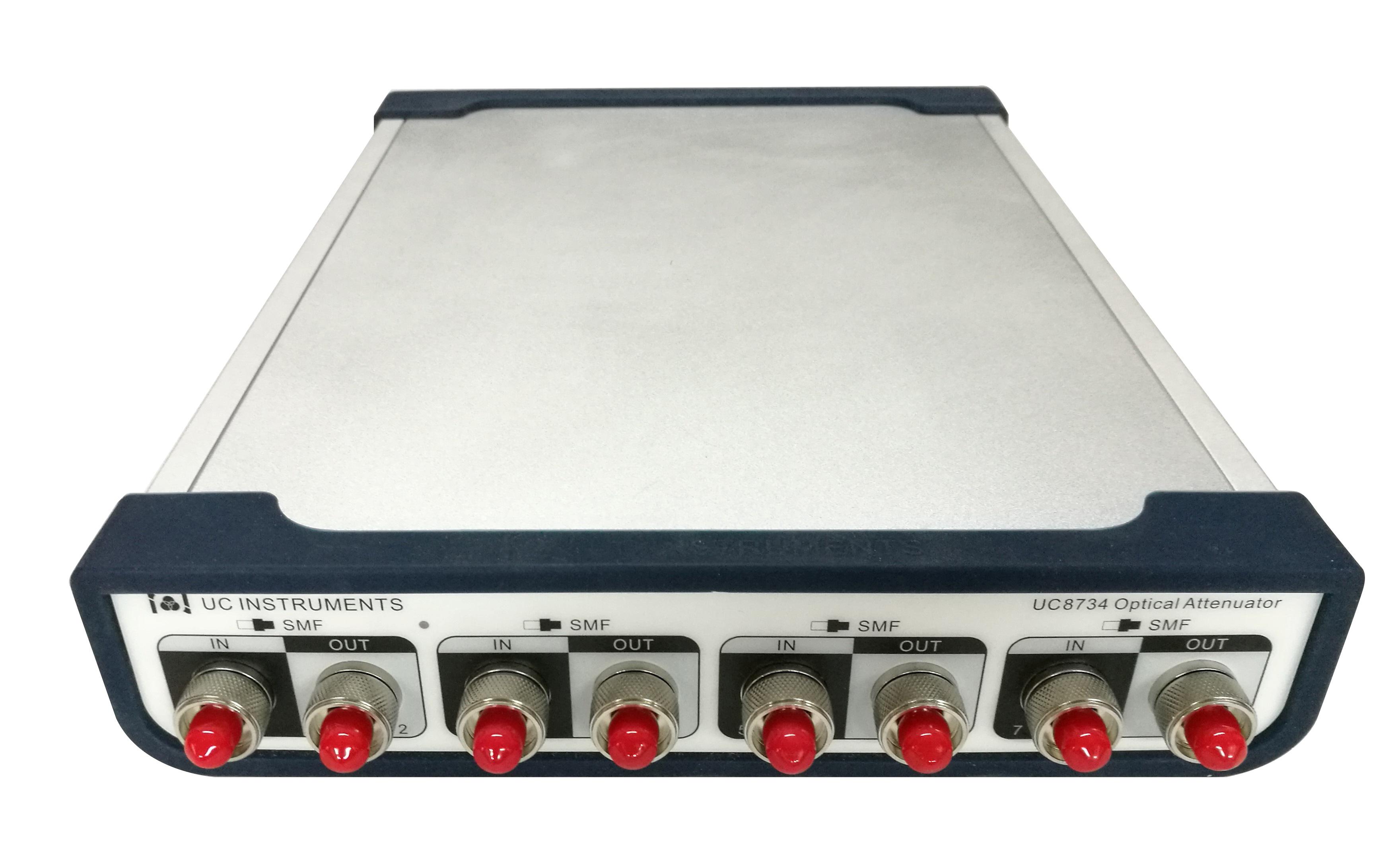 UC8744  4通道光控光衰减器