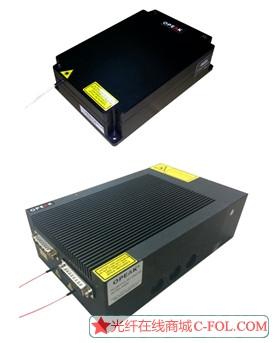 高功率C波段铒镱共掺光纤放大器