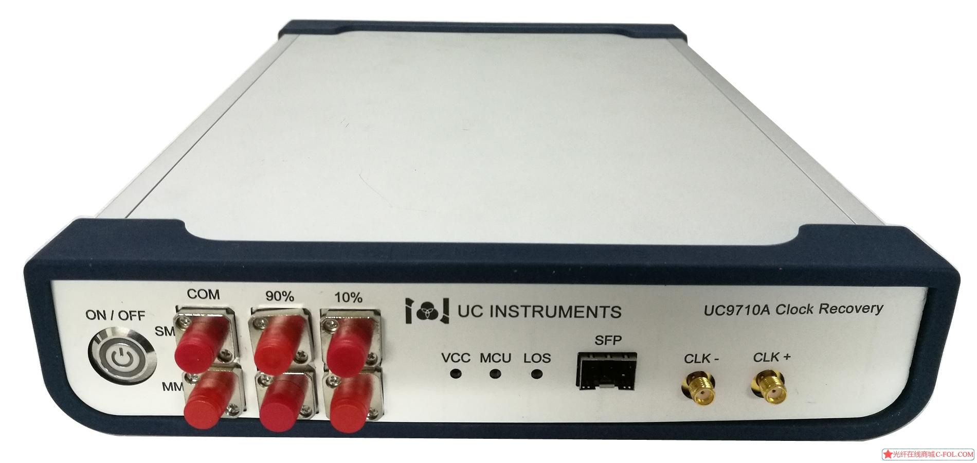 UC9710A 10Gbps 全速率时钟恢复仪