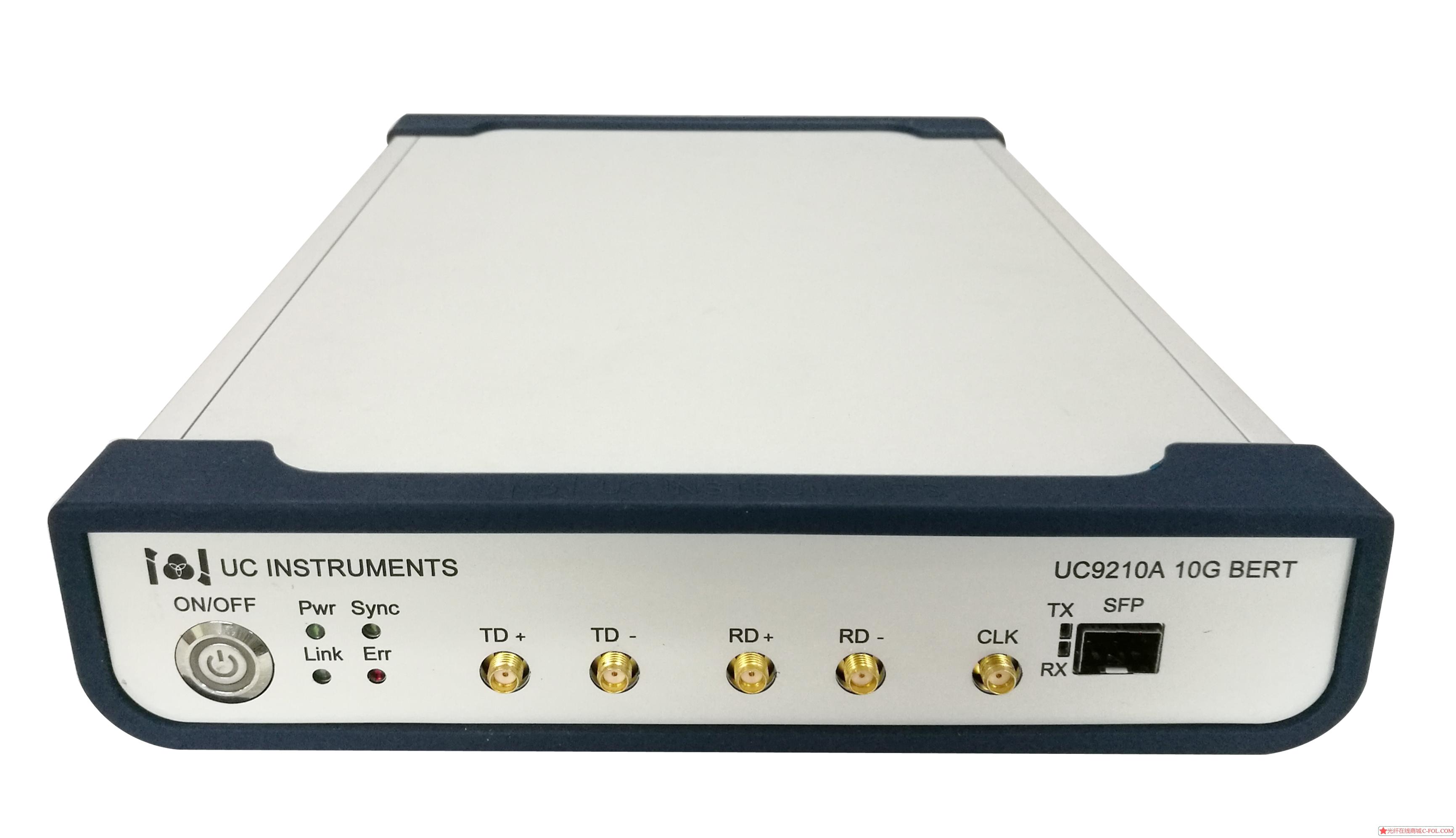 UC9210A 10G Full Rate BERT全速率误码仪