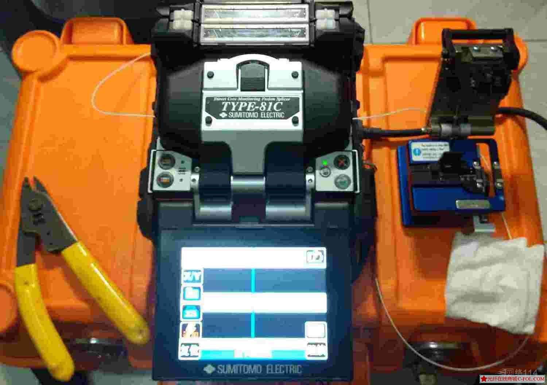 厦门 漳州 泉州等地区光纤熔接 抢修 光缆检测