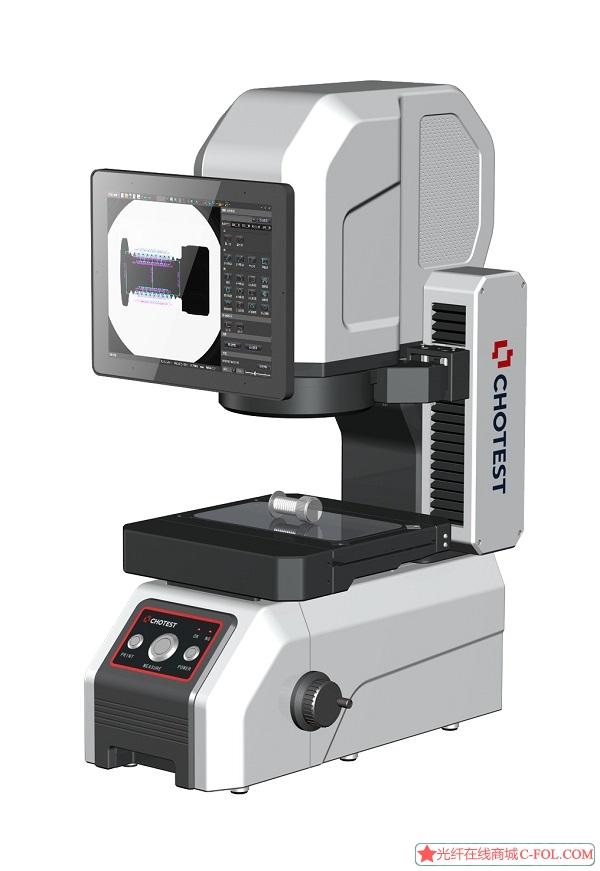 VX3000一键式测量仪:零件批量测量好帮手
