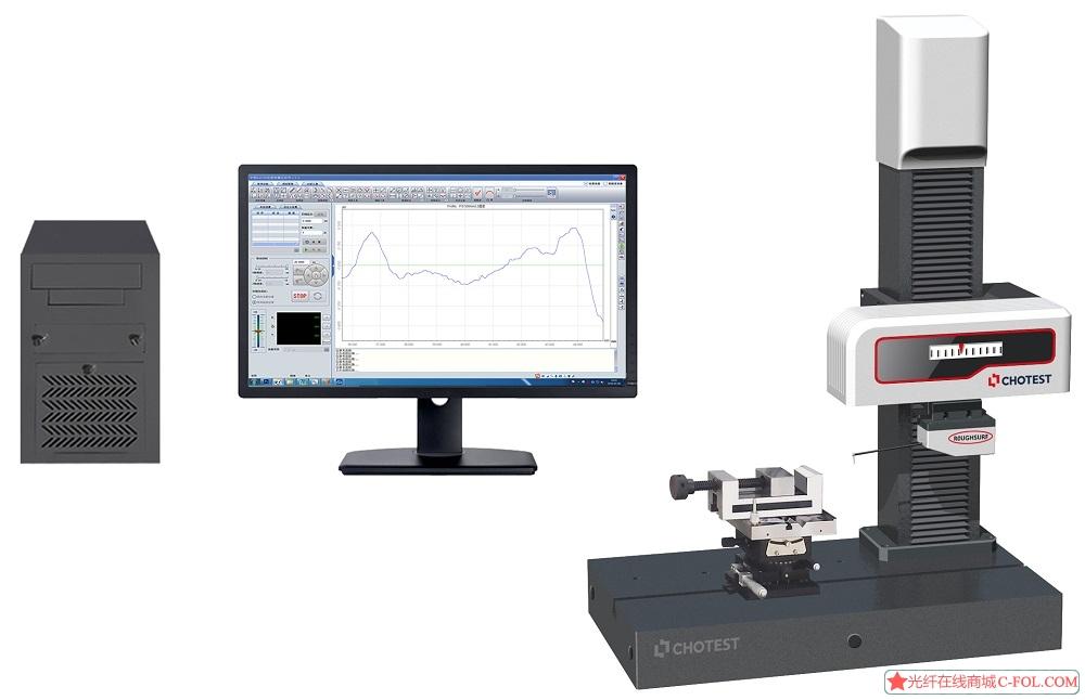 SJ5730粗糙度轮廓仪:一次测量,粗糙度、轮廓参数全搞定