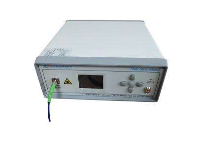 单频窄线宽光纤激光器